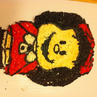 Mafalda Cake Spanish cartoon Character Mafalda