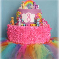 My Little Pony 9Th Birthday
