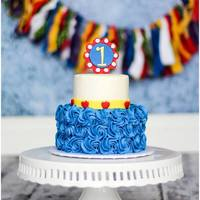 Snow White Snow White themed smash cake