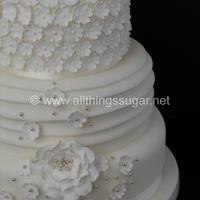 Wedding Cakes Blossom wedding cake