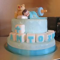 Baptism Cake Baby Shower Is Probably The Closest Existing Category Baptism cake ( Baby shower is probably the closest existing category)