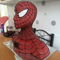 I Am A Beginner So It May Not Be The Perfect Spiderman But It Made A 4 Year Old A Haapy Birthday Boy I am a beginner so it may not be the perfect spiderman but it made a 4 year old a haapy birthday boy