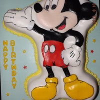 Mickey Mouse Birthday Cake Mickey Mouse Birthday cake