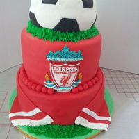 Liverpool Cake Front