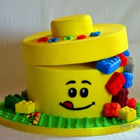 Lego Box Give And Cake 1