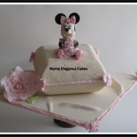 This Minnie Mouse Cake Topper Was All Done By Fondant And Gum Paste And The Rose All Hand Made By Me Sandra Home Elegance Cakes I Fou This Minnie Mouse cake topper was all done by fondant and gum-paste! and the rose all hand made by me Sandra @ Home Elegance cakes! I found...