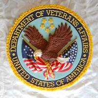 Veteran Seal Cake I had the privilege of being asked to create a cake for a retiring Veteran who was also an ex-Marine as well. It was an honor to bake for...