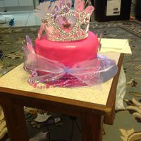 6 Year Old Princess Cake It was the second cake I ever made