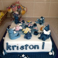 1St Birthday Kristons Teddy Bears Picnic
