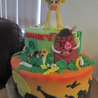 Simba Lion King Fondant Creations By Letty Zepeda 520 3120575 Simba - Lion king - Fondant Creations by Letty Zepeda 520 3120575