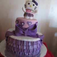 Hello Kittycake 5203120575 Fondantcreationsbylettyzepeda #Hello KittyCake - #5203120575 #FondantCreationsByLettyZepeda