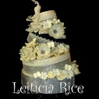 La Quinceanera Cake by Leiticia Pestova at Ritzy Cakes