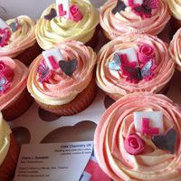 Hen Night Cupcakes