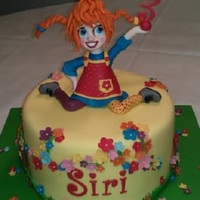 Pippi Longstocking Story Book Figure Created By Astrid Lindgren Birthday Cake For My Niece Chocolate Layer Cake With Chocolate Ganache R Pippi Longstocking (story book figure created by Astrid Lindgren) birthday cake for my niece. Chocolate layer cake with chocolate ganache,...