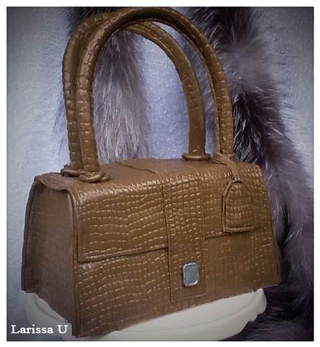 Handbag Crocodile Leather