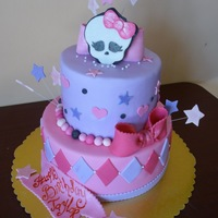 Children's Birthday Cakes Monster High Cake by Roscoe Bakery