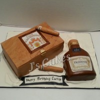 Cigar Box Cigars And Hennessey Cigar box, cigars and Hennessey