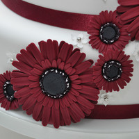 Gerbera By Finesse Cakes   Gerbera by Finesse CAkes