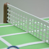Tennis Court Cake By Finesse Cakes Tennis Court Cake by Finesse Cakes