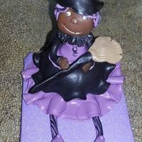 Paul Bradford Class - The Cupcake Witch *