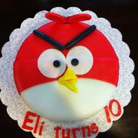 Angry Bird Contest ANGRY BIRD CAKESBYRICA!