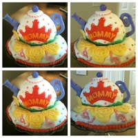 Tea Pot Cakesbyrica TEA POT CAKESBYRICA