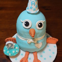 Hoot The Owl Cake Hoot the owl cake