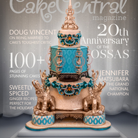 Cakecentral Magazine Vol4 Iss11 Cover