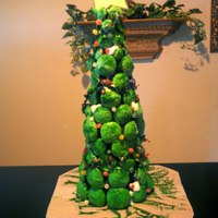 My Cupcakes I DID THIS CHRISTMAS TREE CUPCAKE LAST YEAR
