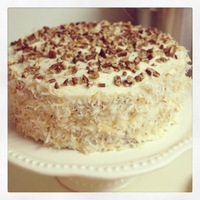 Hummingbird Cake  I have been experimenting with different cake flavors, fillings and frostings... I do make everything from scratch and the other day, I...
