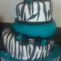 This Cake I Did For A 16 Year Old Girls Birthday This cake I did for a 16 year old girls birthday?:)