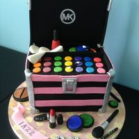 Makeup Case I Made My Daughter For Her 22Nd Birthday She Loved It Hope You Like It Makeup case I made my daughter for her 22nd birthday. She loved it, hope you like it