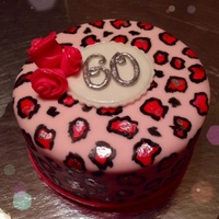Caribbean Cakes Creations Animal Print Pinky Madness Cake
