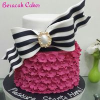 For A Fashionista Inspired by makememycake.