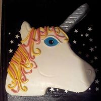 First Attempt At A Unicorn *first attempt at a unicorn
