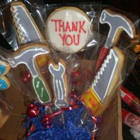 Tools Thank You Basket