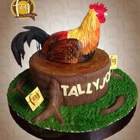 A 3D Rooster Cake 3Dcakes Themecakes Fondantcakes Celebrationcakes Cakesiligan Rooster Animalcake Cakesphilippines Faj Experienc A 3D rooster cake. # 3Dcakes #themecakes #fondantcakes #celebrationcakes #cakesiligan #rooster #animalcake #cakesphilippines #FAJ #...