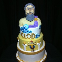Zeus Amp Hercules All Edible Zeus & Hercules(All Edible)
