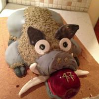 My Friend Went Hunting For Boar And Came Up Empty Handed So For His Birthday He Asked For A Wild Boar This Cake Features Homemade Fondant  My friend went hunting for boar and came up empty handed. So for his birthday, he asked for a wild boar. This cake features homemade...