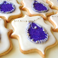 Sofia The First Amulet Cookies Sofia the First amulet cookies.