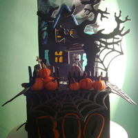 Cake Halloween Cut Cricut Cake There Is A Step By Step Video On Facebook Christine Mattoso Httpswwwfacebookcomvideophpv30000 Cake Halloween, cut cricut cake There is a step by step video on facebook - Christine Mattoso https://www.facebook.com/video.php?v=...