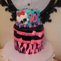 Monster High Theme *