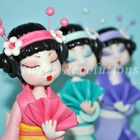 Little Geishas