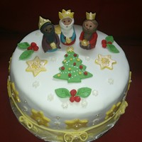 Christmasthree Kings Cake Christmas/three kings cake