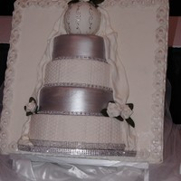 Frame Wedding Cake frame wedding cake