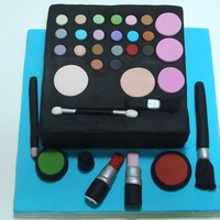 Mac Makeup Palette N2 Cake