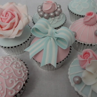 Vintage Cupcakes (Tracey James Of Cotton & Crumbs Lesson)