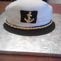 Captains Hat Cake   Captains Hat Cake