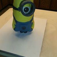 First 3D Cake Everyone Loved It First 3d cake, everyone loved it :)