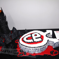 Barad-Dur For Cex First Anniversary